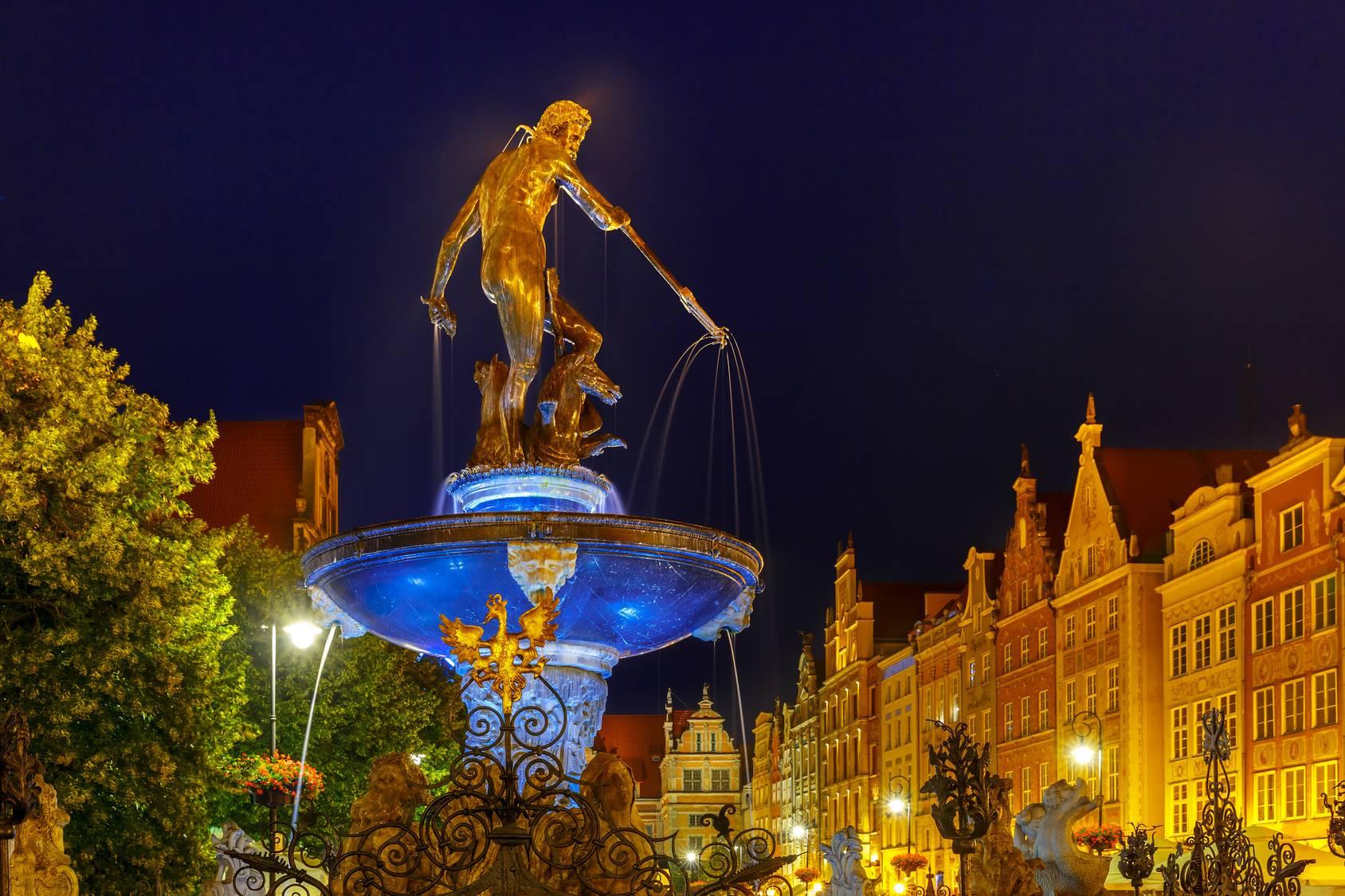 rynek turystyczny w Gdańsku
